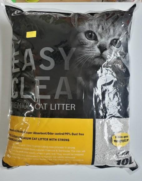 comercializar arenas para gatos